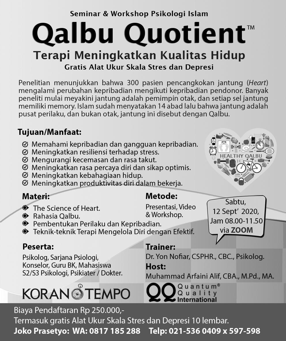 brosur zoom qalbu Tempo September 2020 2